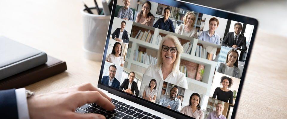 オンライン研修(WEB研修)のコツ 使える機能や企画の仕方を具体例に沿って解説