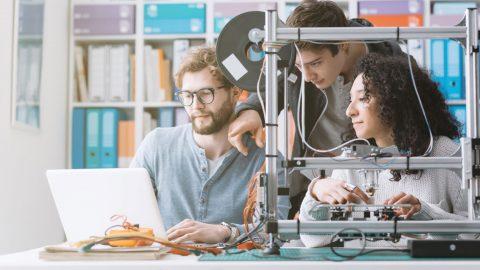 <small>eラーニング教材</small>機械系エンジニア必須知識!<br>はじめてから学べる「機械設計・機械工学」シリーズ